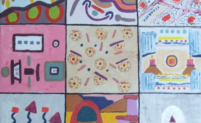 174. 3X9 Pieces (30X30)