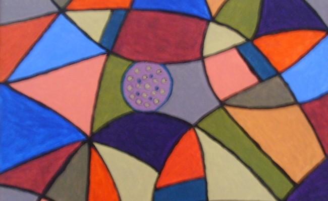 182. Vitrail 6 (30×30)